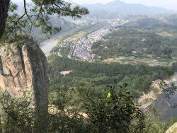 仙都鼎湖峰