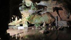 Washizawa Fuketsu Cave