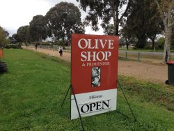 The Olive Shop