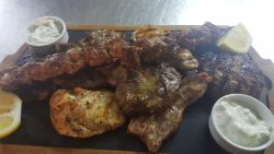mix - grill for 2!!!!