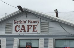 Nothin' Fancy Cafe