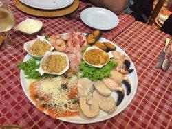 Restaurant Nana Bahamonde