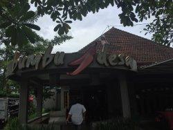 Proper place Javanese cuisine in town