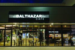 Balthazar Cafe