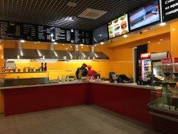 Barkhan Burger Shop