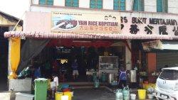 BM Yam Rice Kopitiam