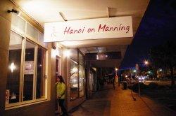Hanoi on Manning