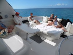 Lady K Luxury Yacht Charters