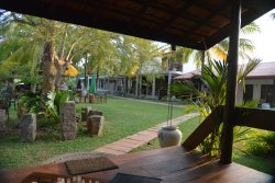 Jungle oasis, perfectly positioned half way between Anuradhapura and Mihintale