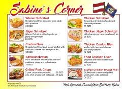 Sabine's Corner