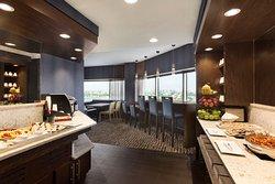 Executive Lounge Food