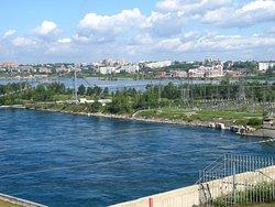Irkutsk Hydropower Dam
