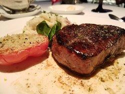 New York Steak & 10oz Filet Mignon