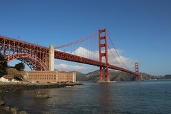 Golden Gate View Point
