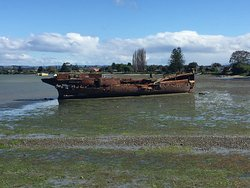Wreck of the Janie Seddon