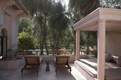 Amanbagh Garden Haveli Suite