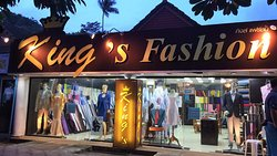 King's Fashion Tailors in Ao nang