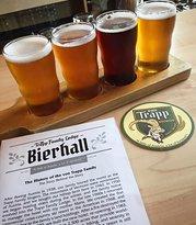Von Trapp Brewing Bierhall Restaurant