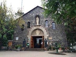 Templo Maternidad de María