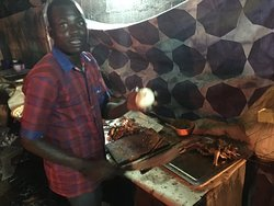 Glover Court Suya Spot