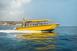 Tabarca Water Taxi