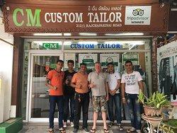 CM Custom Tailor Chiang Mai