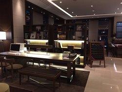 living room style lobby