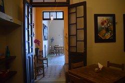 Tlahuasco Cafetería Centro