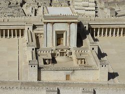 Second Temple Period Model