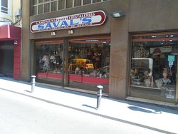 Lamparas Saval