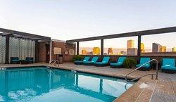 新奧爾良會展中心希爾頓花園酒店