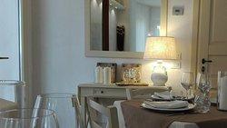 """""""Ristorante Le Nicchie Lucera Foggia"""" con terrazzo panoramico, location eventi e feste private."""