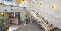Hotel The Originals Fougères West Le Lion d'Or