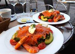 Restaurant Cafe de la Plage