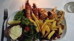 Aquarius seafood