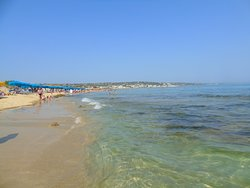 Spiaggia Marina Di Mancarversa