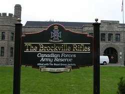 Brockville Armouries