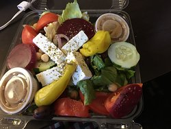 Olive Branch Mediterranean Foods
