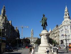 Monumento a Dom Pedro IV