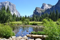 Yosemite Valley Biking