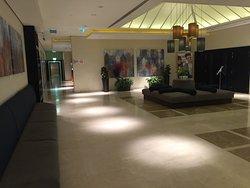 lobby & foyer area