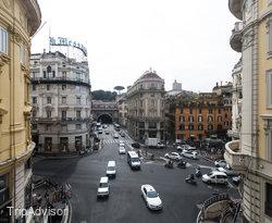 The Tripla at the Spanish Art Hotel, Rome