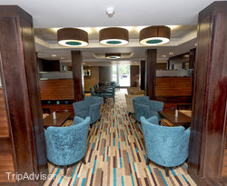Club Lounge at the Crowne Plaza London-Gatwick Airport