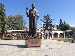 Monument St. Kliment Ohridski