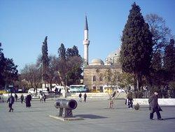 Barbaros Hayrettin Pasa Mosque