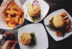 Moo Gourmet Burgers Newtown