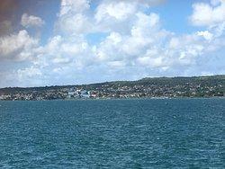View of Matanzas from Bela Vista