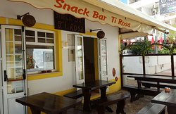 Ti Rosa Snack Bar