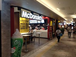 McDonald's JR Nagoya station