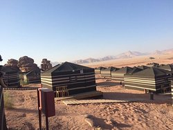 Amazing camp